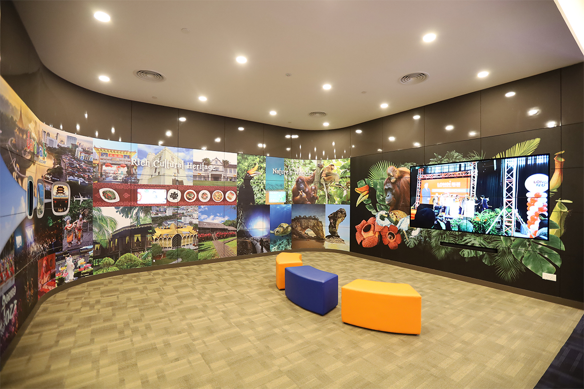 How A Visitor Centre Helps Promote Sarawak to The World?